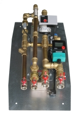 einfaches thermisches WP-FMW 35 HE+Zirk LME-WP35UETVM+Z155TT
