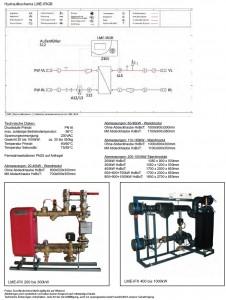 Hydraulikschema LME-IRGB